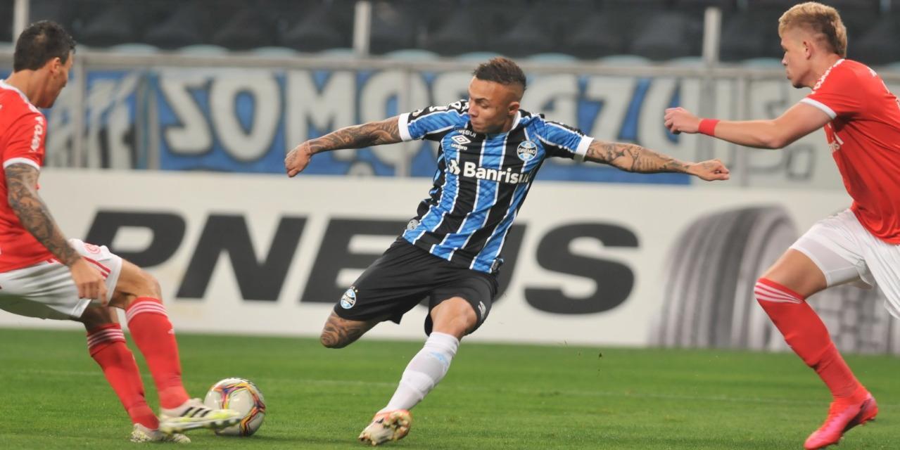 Everton se despediu do Grêmio com vitória em Gre-Nal