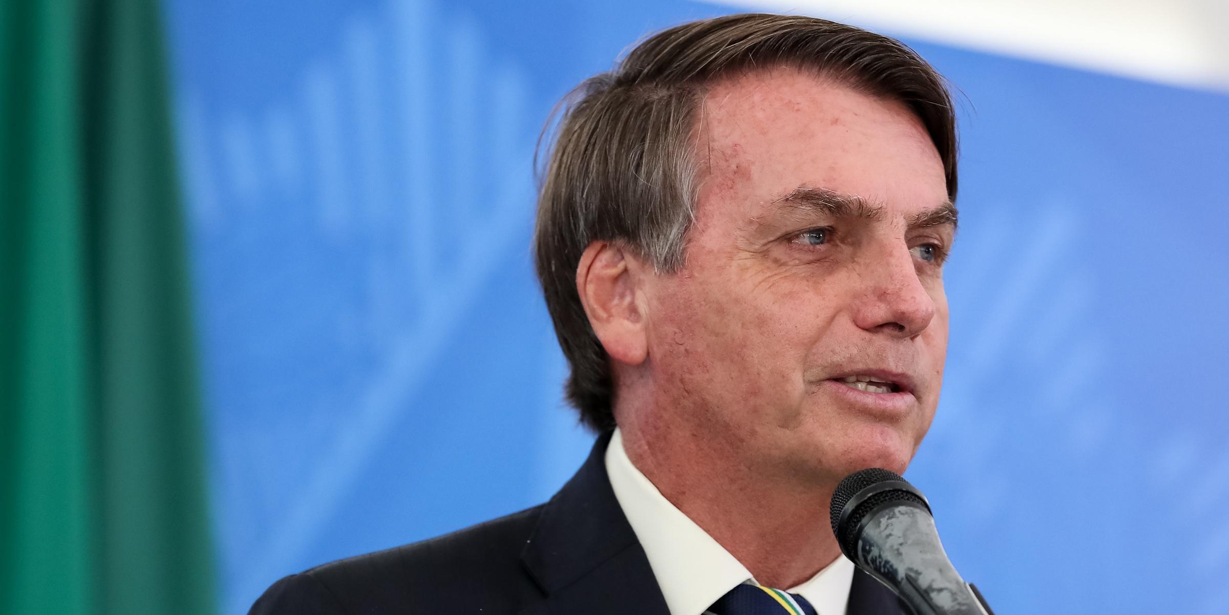 Bolsonaro propôs a ação, cobrando indenização de R$ 20 mil pelas críticas feitas por Wyllys