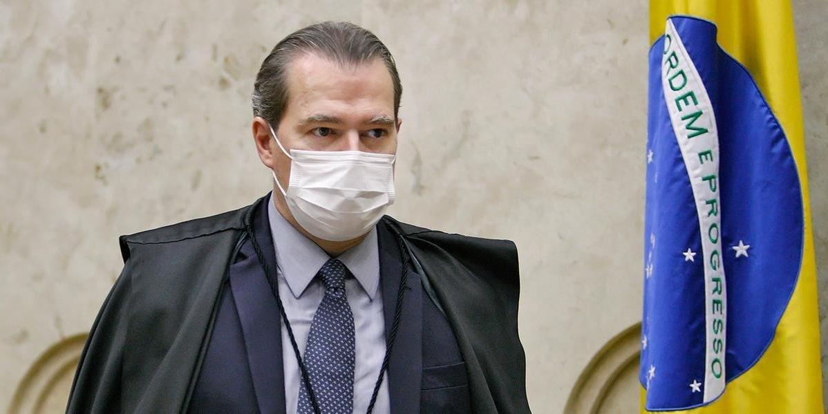 Toffoli suspendeu a quebra dos sigilos telemático e telefônico de Zoser Hardman