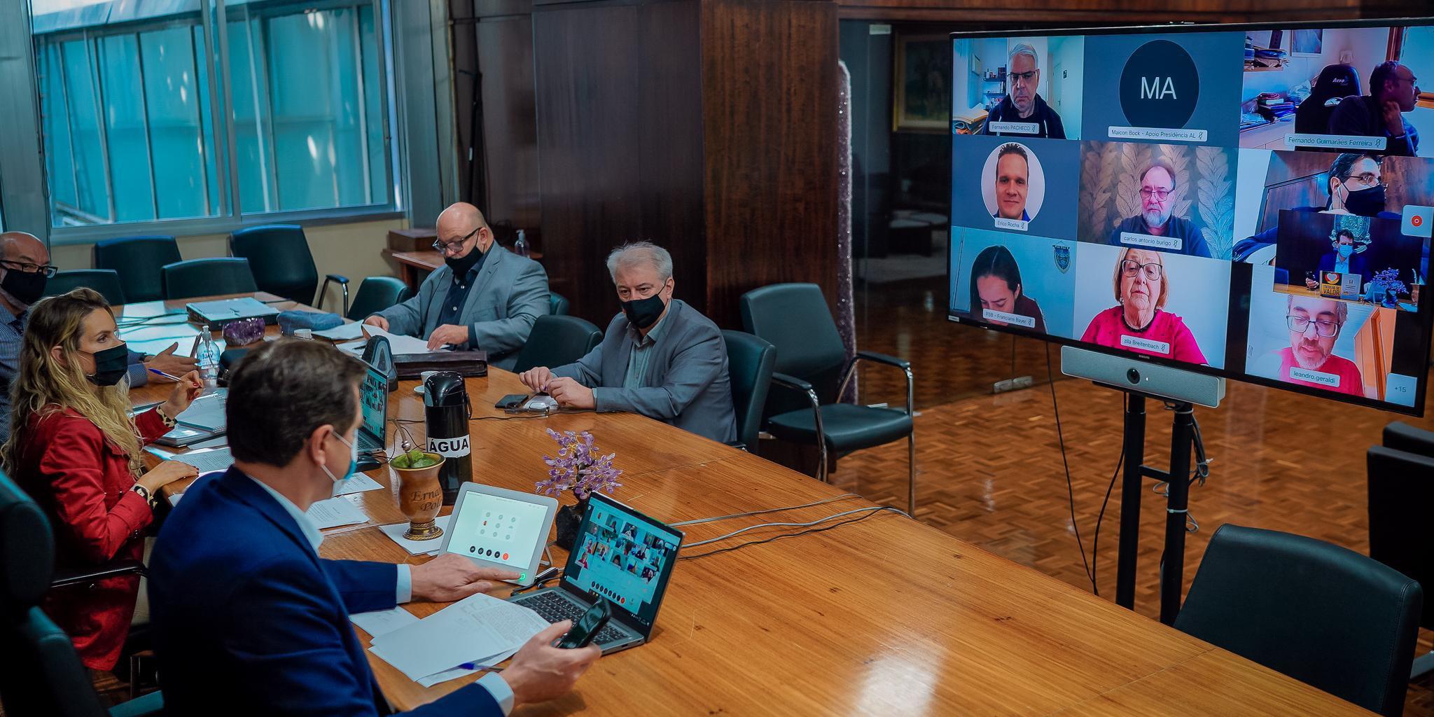Decisão ocorreu em reunião da Mesa Diretora no início do mês