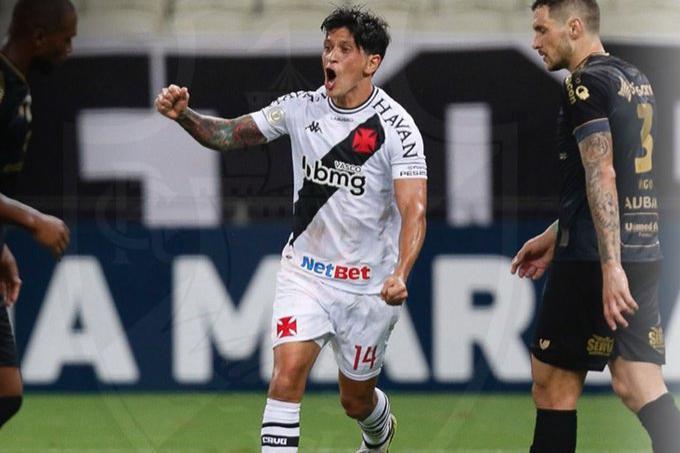 Vasco Vence O Ceara Segue 100 E Lidera O Brasileirao