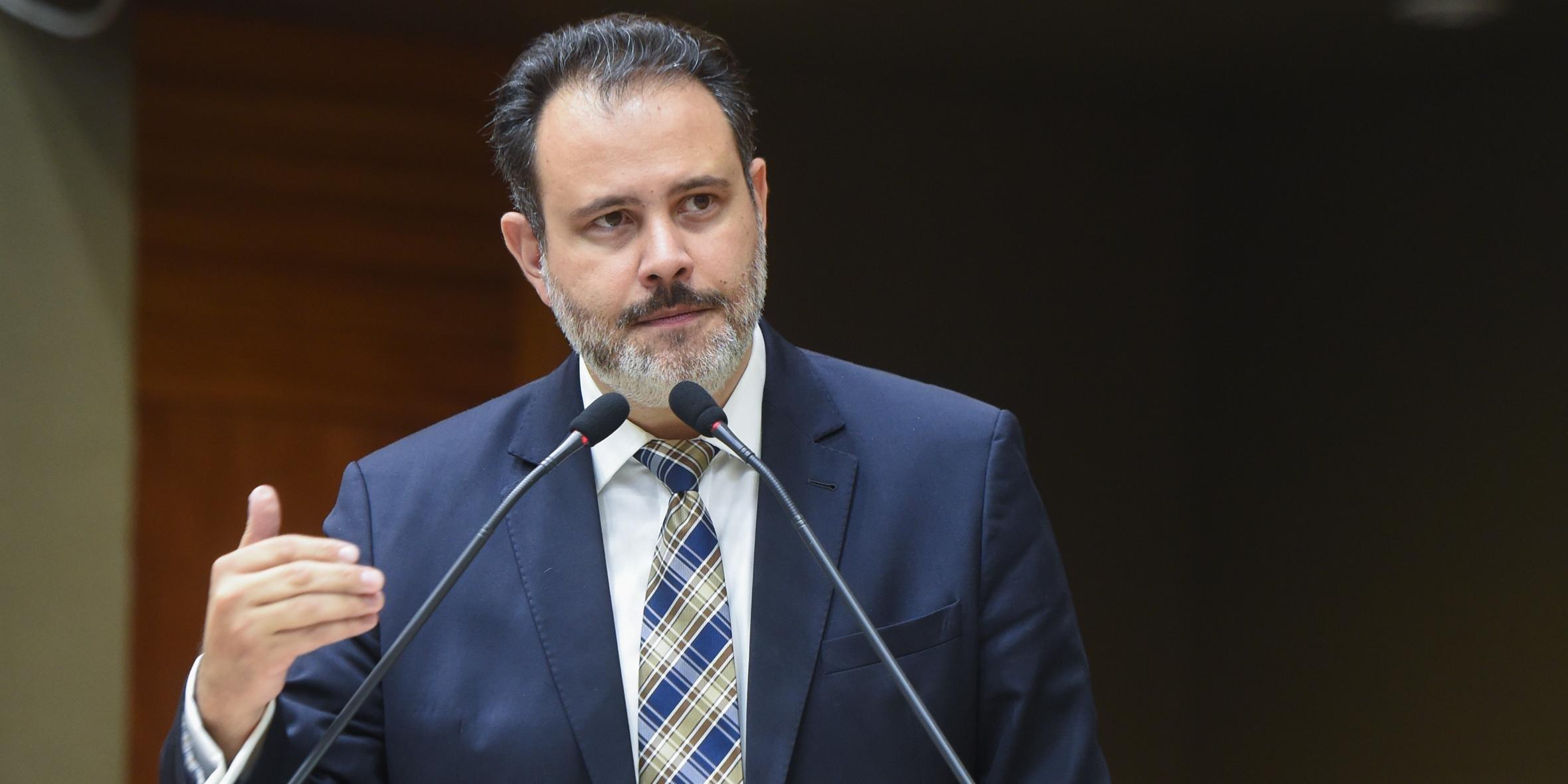 Pelas tratativas, o companheiro de chapa de Sebastião Melo (MDB) será o vereador Ricardo Gomes (DEM)