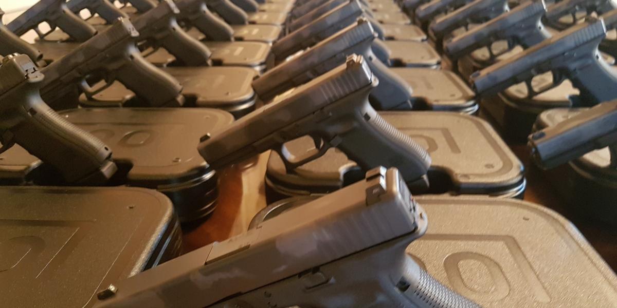 Cidadão com porte poderá solicitá-lo para até quatro armas
