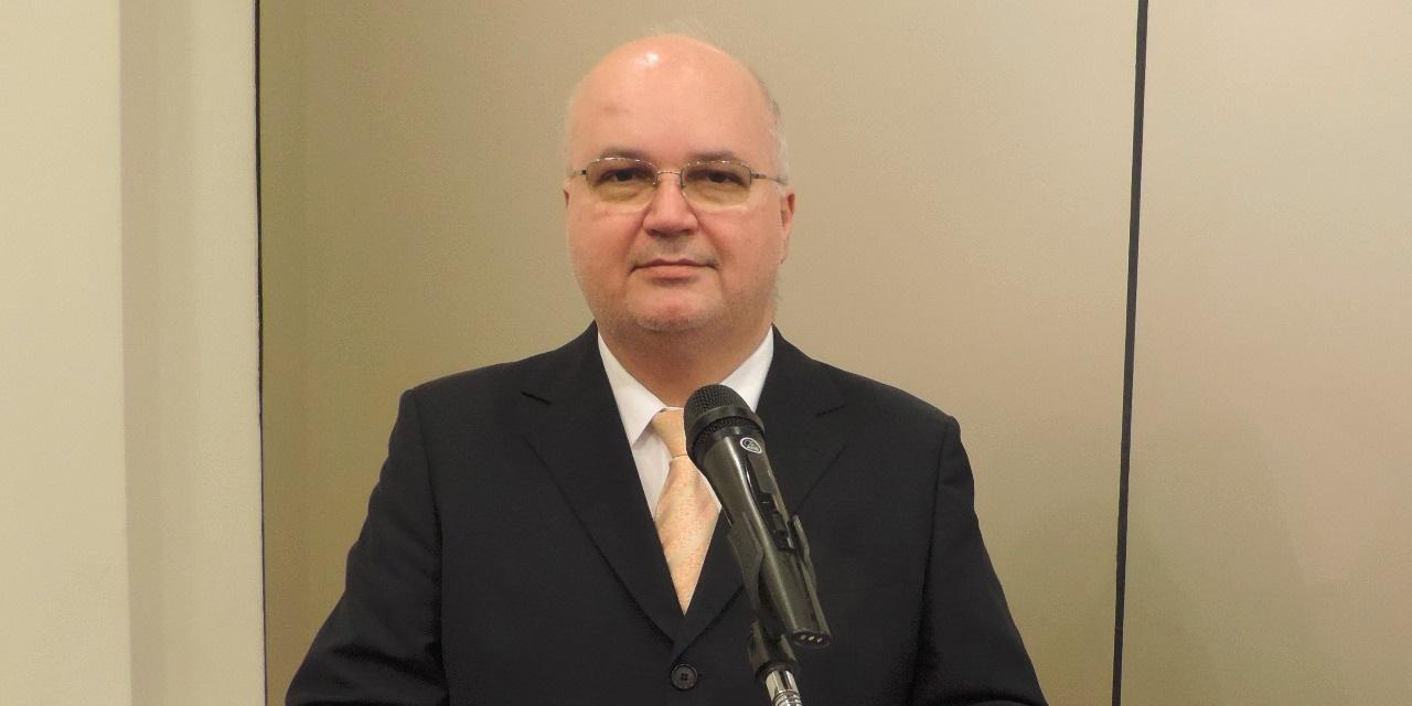 Jornalista começou a trabalhar na Caldas Junior em 1986