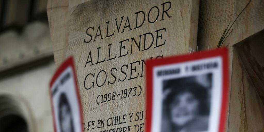 Queda de Allende deu lugar a 17 anos de ditadura de Pinochet, que deixou mais de 3.200 mortos e desaparecidos