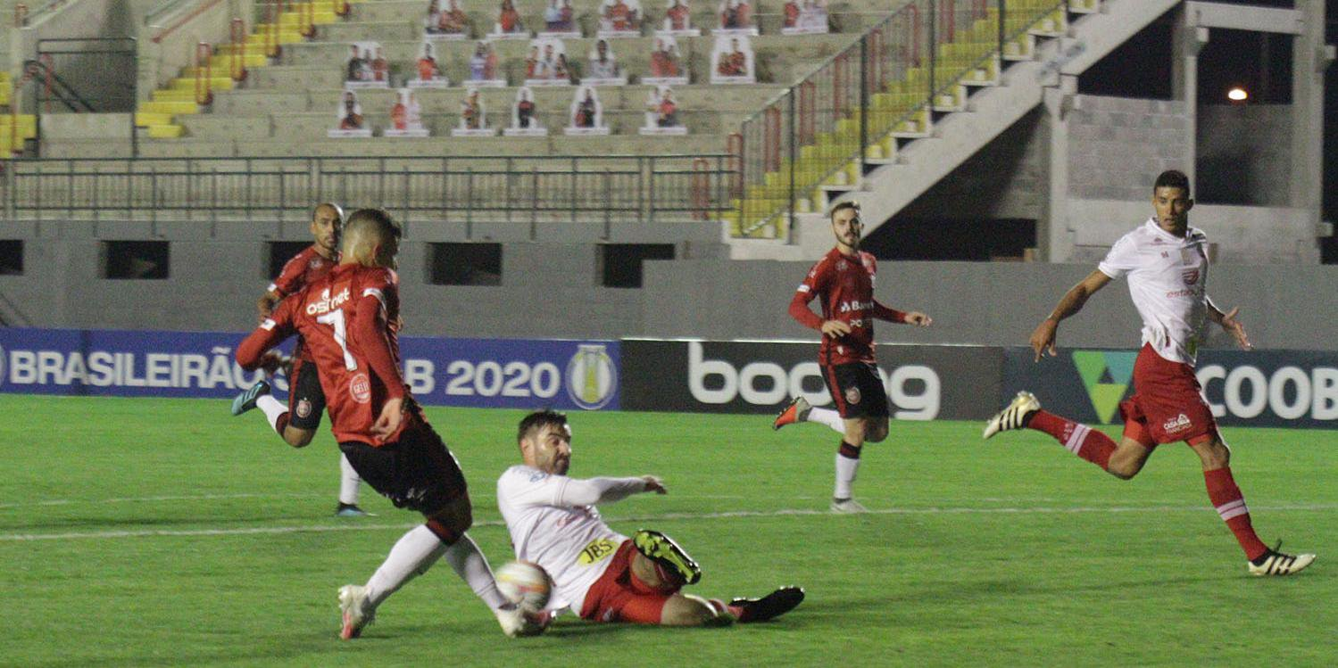 Brasil de Pelotas venceu a segunda seguida pela Série B