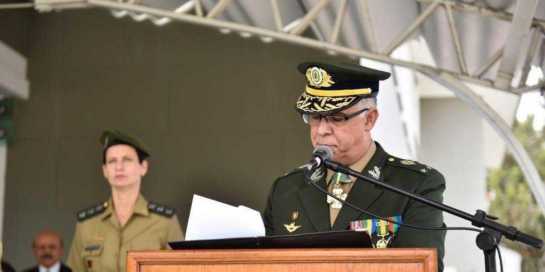 General participou de missão no Líbano, recentemente