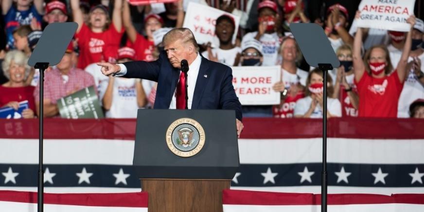 Trump é indicado ao prêmio Nobel da Paz, diz rede de notícias dos EUA