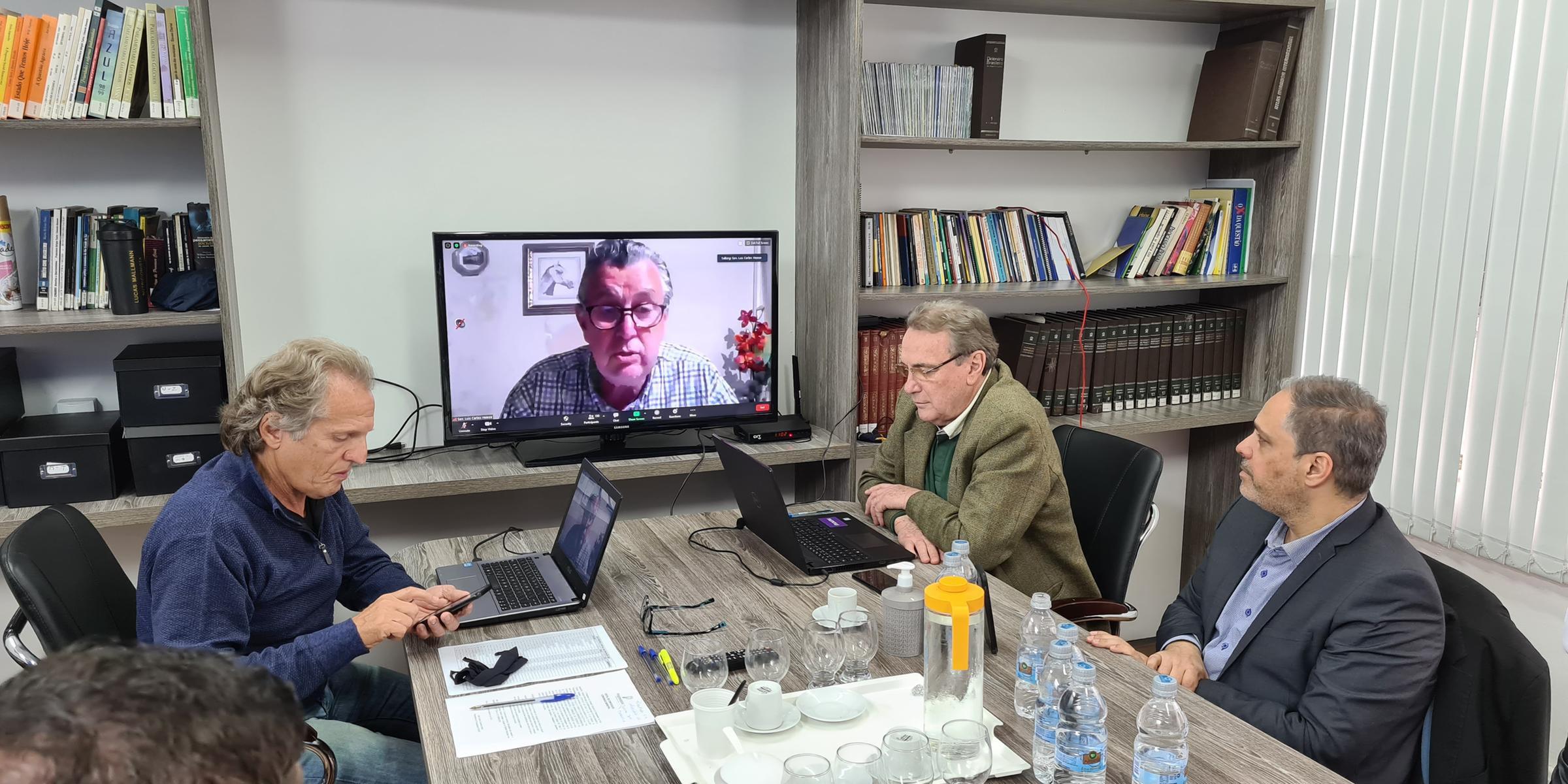 Convenção do PP foi marcada pelo retorno de Gustavo Paim na disputa ao Paço Municipal