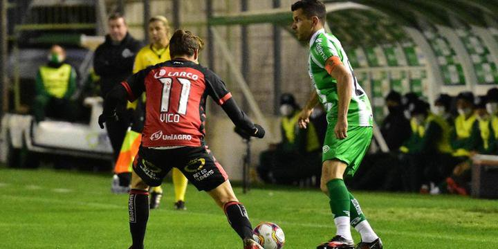 Juventude Cede Empate Ao Vitoria E Perde Chance De Entrar No G 4 Da Serie B