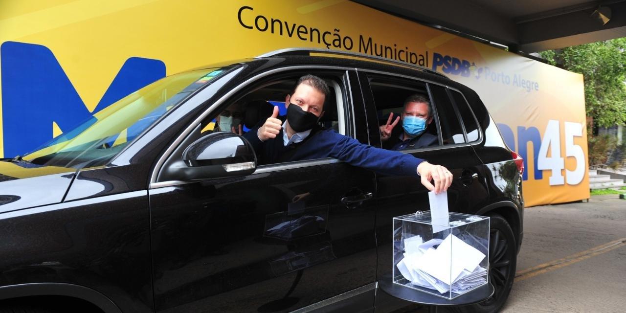 Nelson Marchezan Júnior será o candidato do PSDB à reeleição