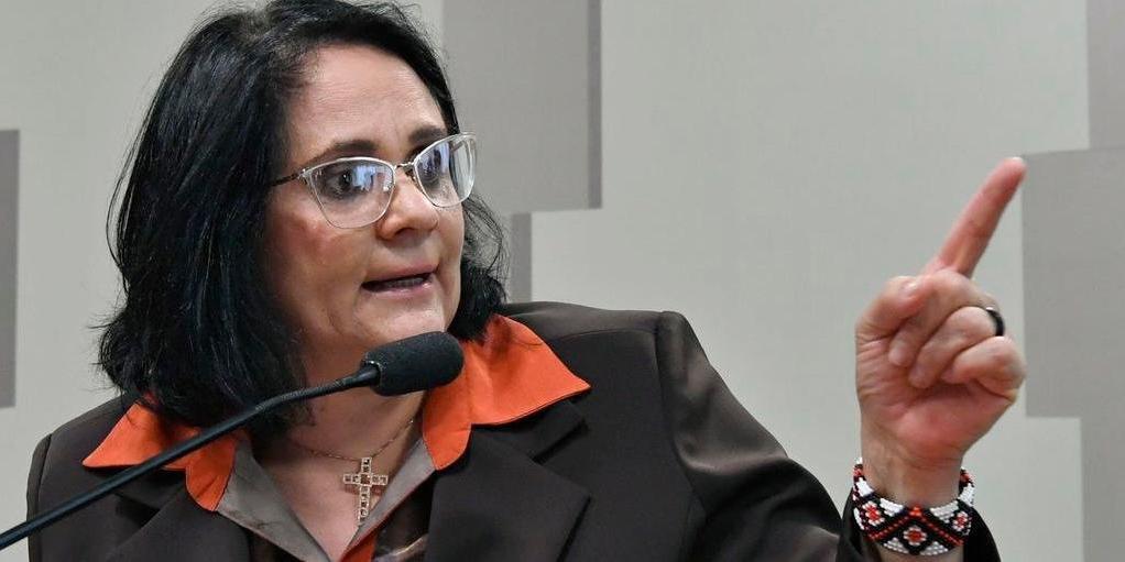 Ministério de Damares tem vínculos investigados pela PF