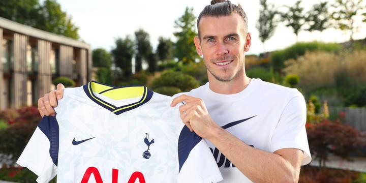 Tottenham Confirma Retorno De Gareth Bale Sete Anos Apos Sua Ida Ao Real Madrid