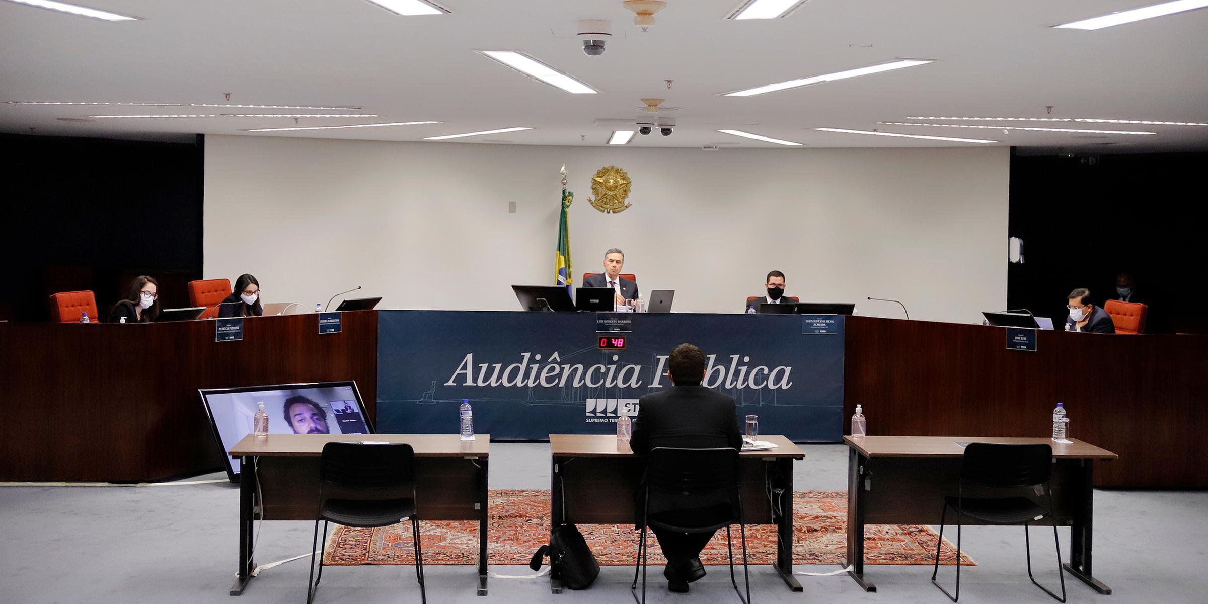 Barroso criticou ceticismo sobre o tema