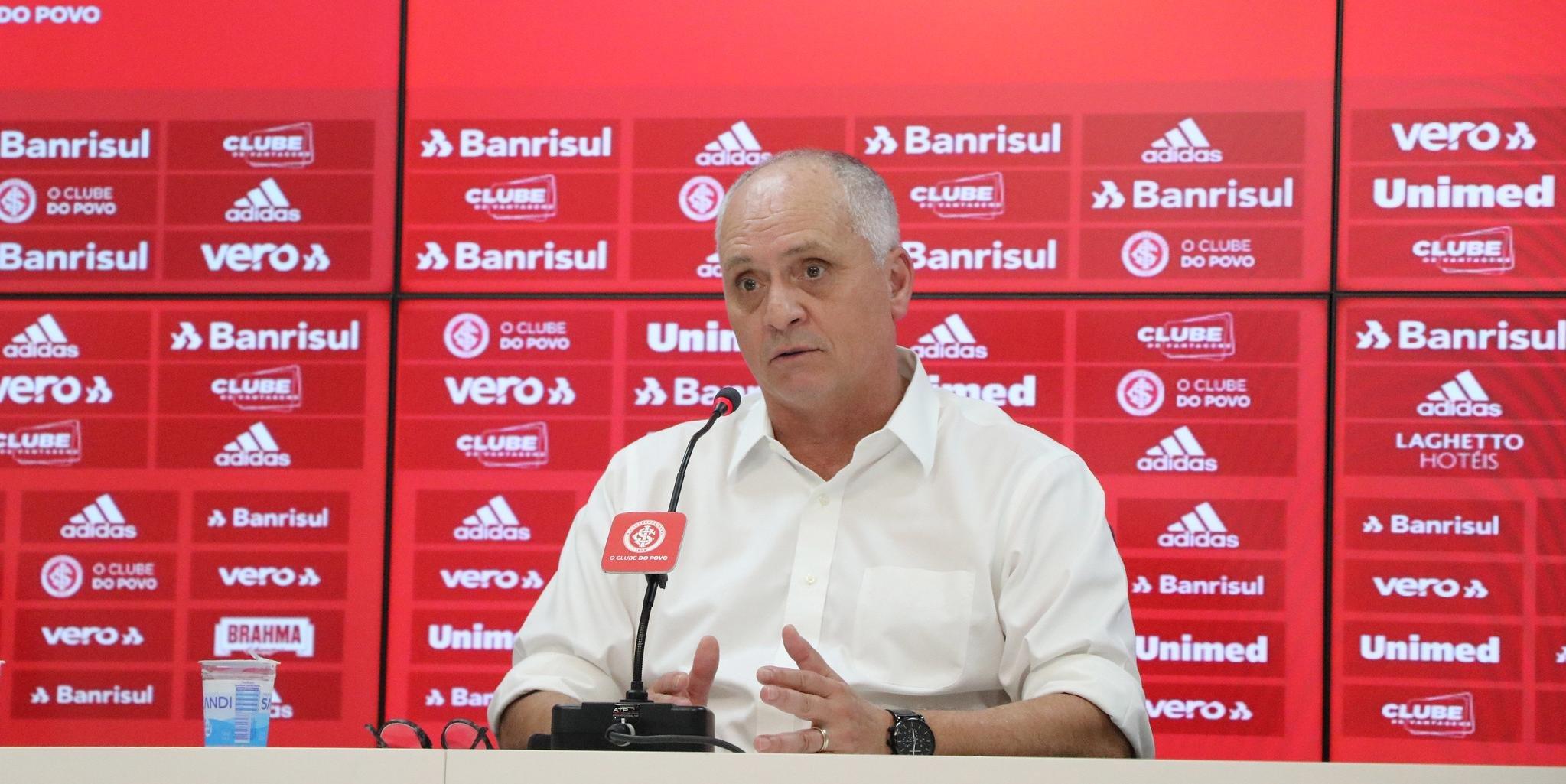 Presidente Marcelo Medeiros concedeu entrevista coletiva nesta sexta-feira
