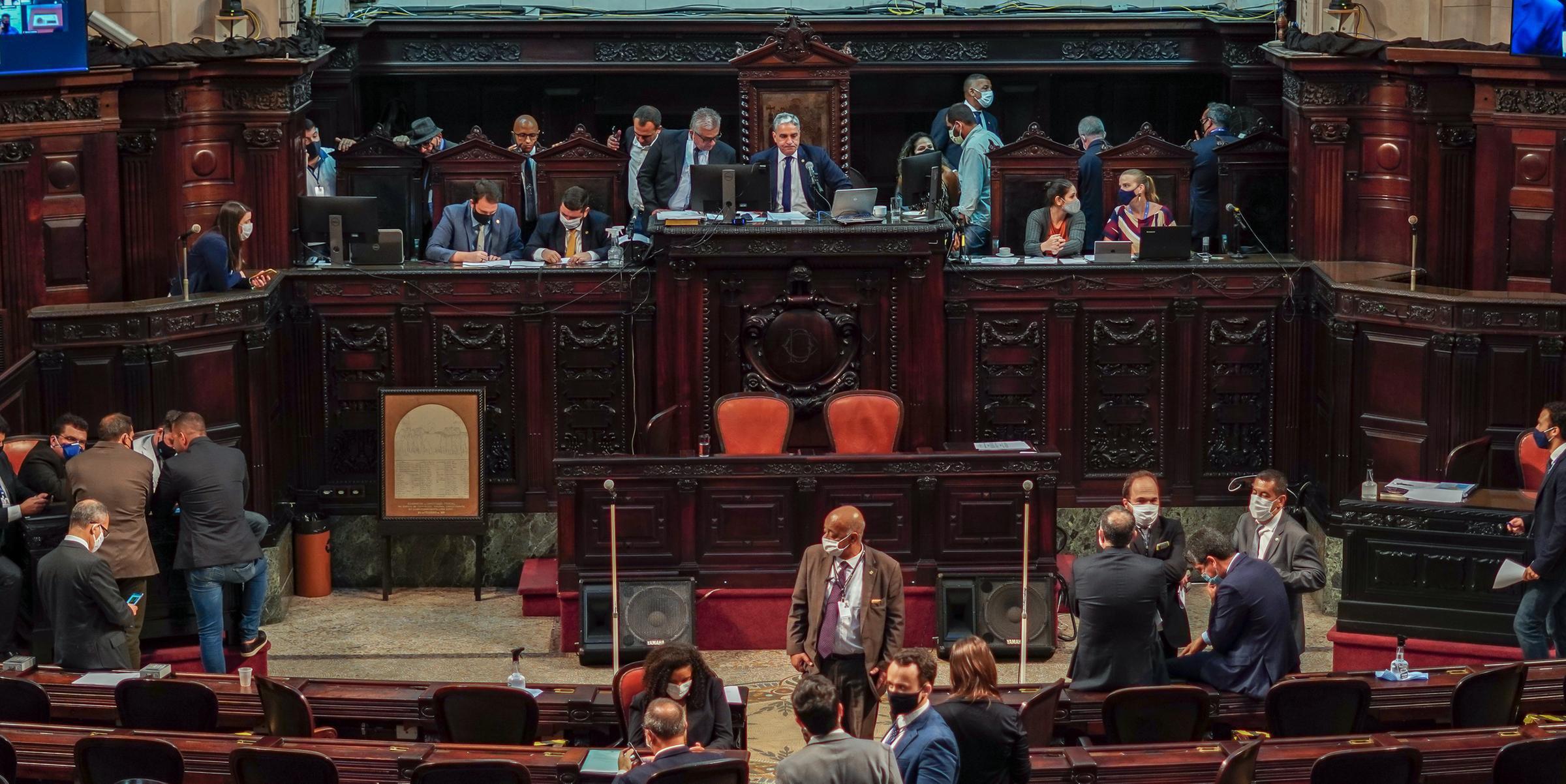 Eleitos vão compor o Tribunal Especial Misto com cinco desembargadores do TJ