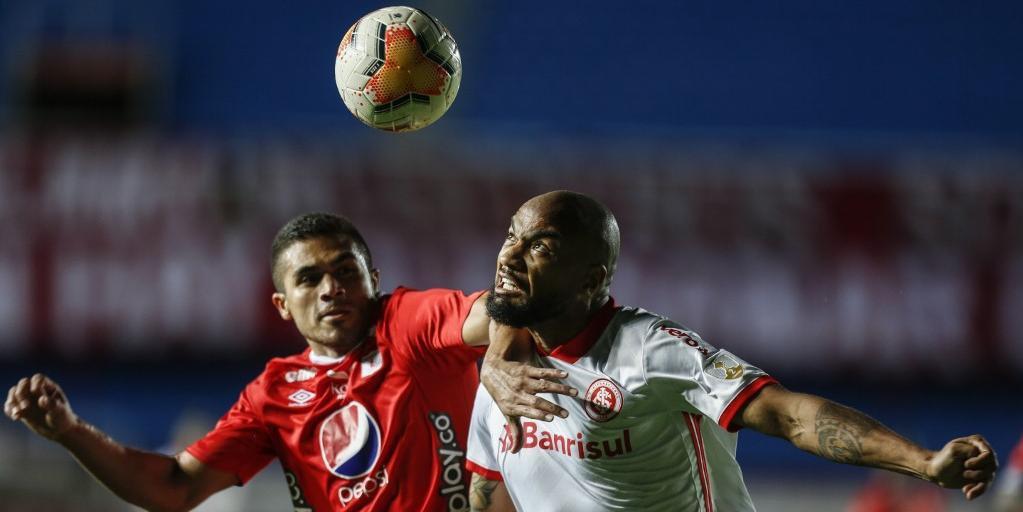 Inter segurou 0 a 0 em Cáli, na Colômbia