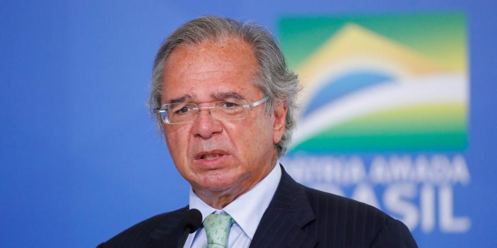 Guedes disse não acreditar que Marinho tenha lhe criticado