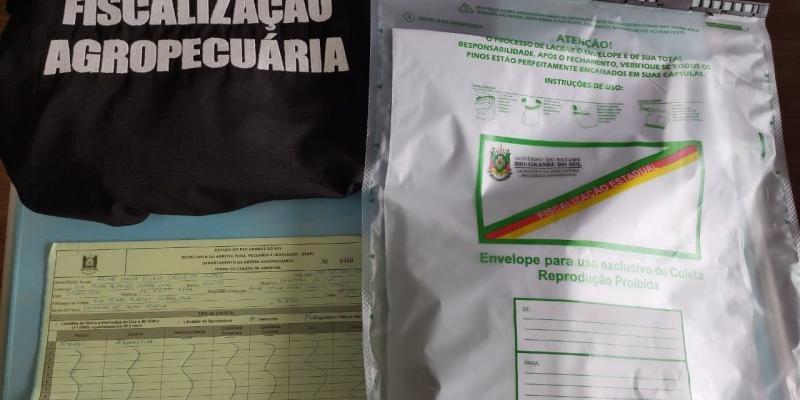 Orientação é para entregar as sementes não solicitadas nas inspetorias ou escritórios de defesa agropecuária locais.