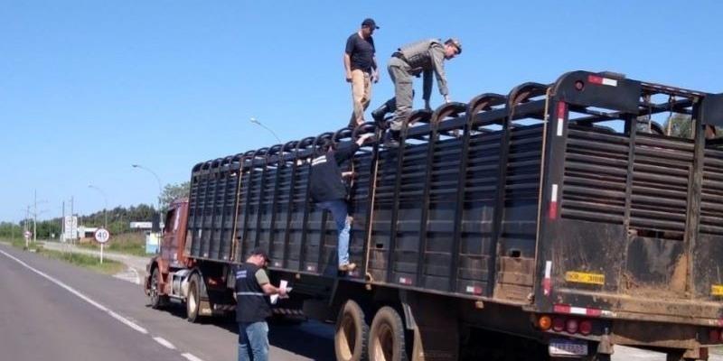 Novo programa complementa controle que já é feito nas fronteiras com Uruguai e Argentina