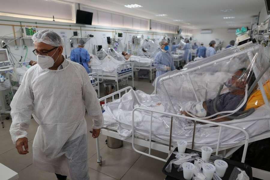 Mandetta criticou transferências de pacientes de Manaus sem bloqueios de biossegurança