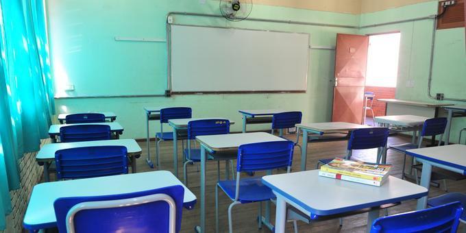 Atualmente, por liminar da Justiça, as aulas presenciais estão suspensas no RS