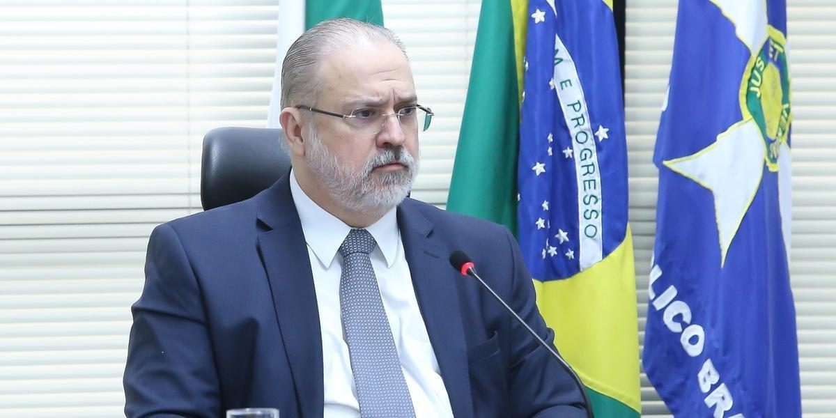 Augusto Aras enviou lista do STJ para a CPI