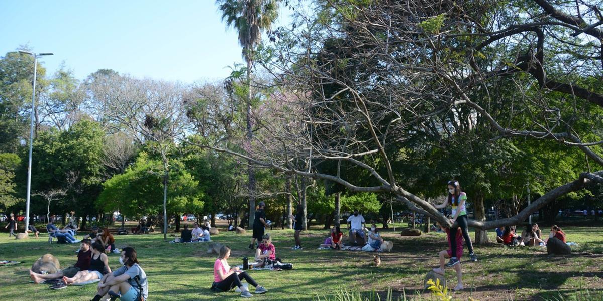 Porto Alegre terá segunda-feira ensolarada e máxima de 27°C