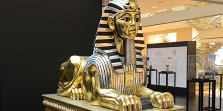 a1844dba3b8 Cultura egípcia poderá ser conferida em exposição em Porto Alegre