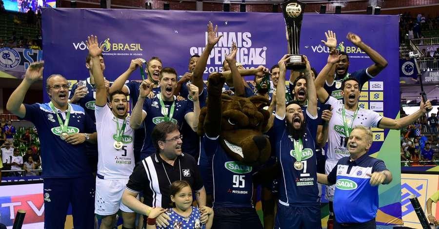 28fb00b856 Cruzeiro conquista o quarto título da Superliga de Vôlei