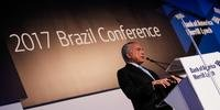 Temer discursou durante a abertura da conferência do Bank of America Merrill Lynch