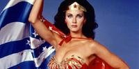 Lynda Carter viveu a personagem na TV entre 1975 e 1979