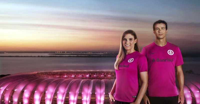 Inter lança camisa em homenagem ao Outubro Rosa 0e19e7aa372ce