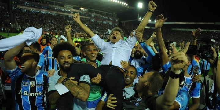O caminho do Grêmio até o tricampeonato da Libertadores 0c261ea7f7767