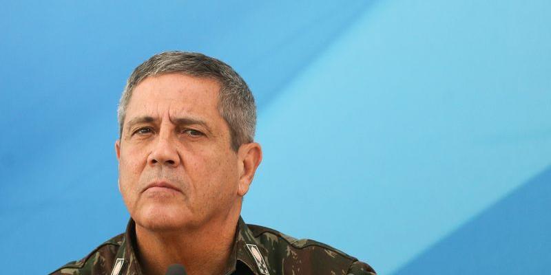 A comissão não marcou ainda data para ouvir Braga Netto