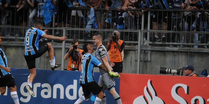 Grêmio divulga lista dos jogadores inscritos para Libertadores 0c555e3d56d62