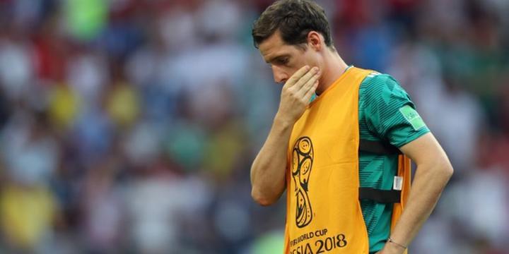 Atual campeã deixa Copa sob lágrimas e decepção 08712acbb6a7e