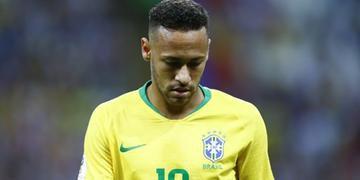 Parreira defende Neymar