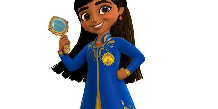 Disney Anuncia Serie Inspirada Na Cultura Indiana