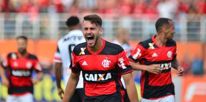 19cb6e0b0 Reforço no ataque do Grêmio pode ser Felipe Vizeu