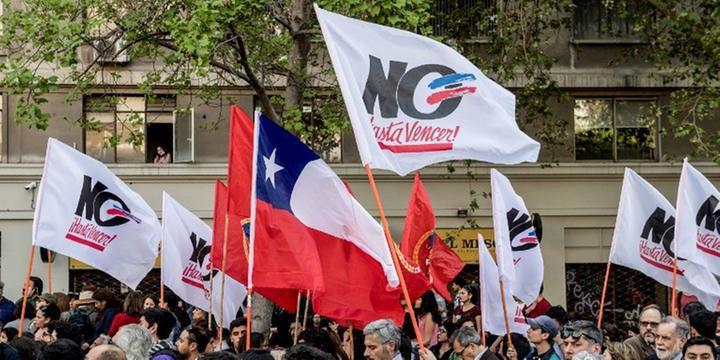 Chile comemora três décadas do dia em que disse