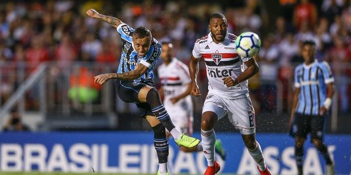 94c7aa342a Acompanhe São Paulo x Grêmio em tempo real