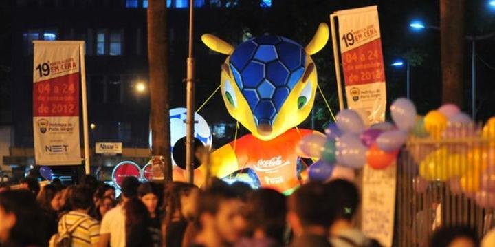 Mascote da Copa não voltará para Porto Alegre e952fb1d98b