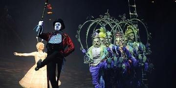 Cirque du Soleil entrou em um programa de recuperação judicial no Canadá